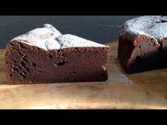 Chocolate cake #111 ガトーショコラの作り方。 - YouTube
