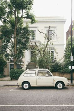 somewhere in Notting Hill