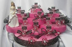 The sweet 15 centerpiece that you see is all handcrafted. Great piece to put on your table or as a cake topper decoration. Quince Centerpieces, Sweet 16 Centerpieces, Candle Centerpieces, Quinceanera Centerpieces, Quinceanera Party, Centrepieces, Wedding Centerpieces, Sweet 15, Sweet Fifteen