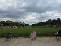 Jardin de Luxemburg, Paris