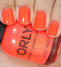"Orly ""Ablaze"" 