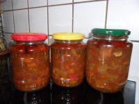 HALALI ZELENINA NA SVÍČKOVOU | Mimibazar.cz Salsa, Jar, Canning, Food, Essen, Salsa Music, Meals, Home Canning, Yemek