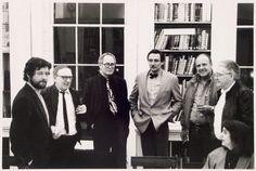 Miembros del estudio Archigram