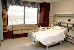 This is the hospital room that Johnny stayed in when he broke his back. It's also the room where he died. I still remember his quiet voice and the scared look in his eyes put there at an early age by his horrible parents. At least he's in a better place where he can stay gold forever.