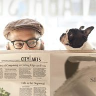 Adorable dog portraits via @Dogster & Catster #dogs #frenchies