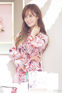 파비안 photo archives :: 160903 롯데백화점 본점 불가리 '로즈 골데아' 뮤즈 유리 팬사인회