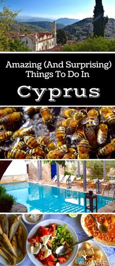 7 Amazing (And Surprising) Things To Do In Cyprus  @michaelOXOXO @JonXOXOXO @emmaruthXOXO  #MAGICALCYPRUS