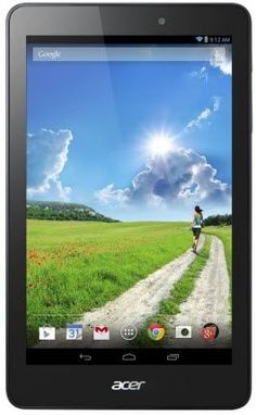 Acer Iconia One best 8 inch sub-$100 tablet