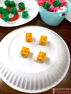 Lots of ideas to teach number sense! She includes easy DIY activities/centers that you can make to help your students master number sense! So many good ideas here!!!