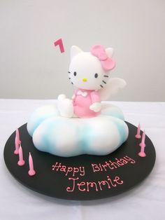 Hello Kitty Cake | Flickr - Photo Sharing!