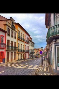 Angra do Heroísmo • Terceira • Açores • Portugal