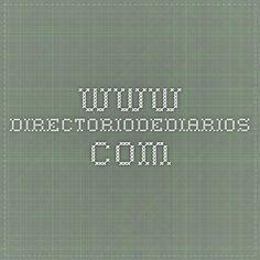 www.directoriodediarios.com # mapa del sitio