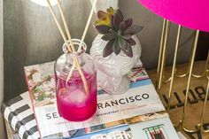 If you've got an unfortunate scent situation on your hands, don't fret. There's no need to buy overpowering sprays and plugins loaded with toxic chemicals when you can make your home smell great with naturally therapeutic ingredients. From candles to diffusers, these homemade budget-friendly fragrances will become olfactory faves. These homemade...