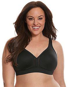 Plus size no wire bra by Cacique  c3bd50570