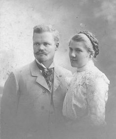 Hanna Kroeger's parents (Early Years)  Courtesy of the Peaceful Meadow Retreat #Boulder Colorado