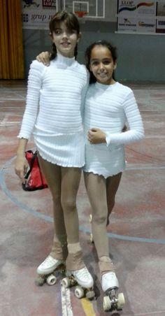Warm skating dress for winter !!! Ninabonica@lleida.org