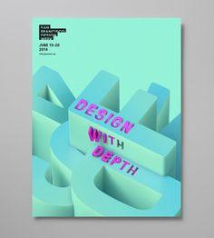 San Francisco Design Week Branding by Manual