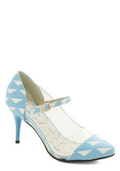 Breeze On By Heel, #ModCloth
