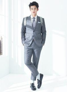 VOSTRO S/S 2015 Ad Campaign Feat. Seo In Guk   Couch Kimchi