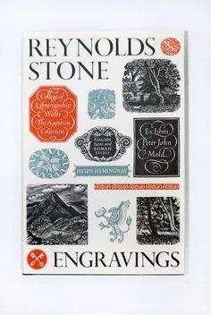 Reynolds Stone, Engravings