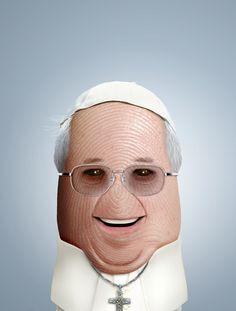 Dito Von Tease: Papa Francesco