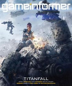 Respawn Entertainment's new game Titanfall leaked