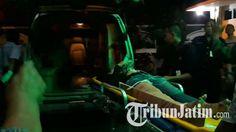 Kejar Pelaku Jambret, Saudara Kembar Ini Malah Ditendang dan Tertabrak Mobil