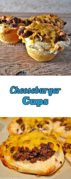 Don't let burger night get boring! Next time, try this recipe for Cheeseburger Cups, a fast and easy spin on traditional burgers the whole family will love!