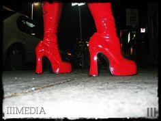 IIIMEDIA  photographer III  model Miss Cherry  Latex Series