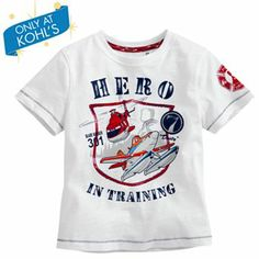 Disney Planes Hero in Training Tee by Jumping Beans - Toddler #MagicAtPlay #MC (sponsored)