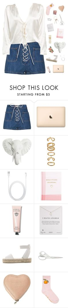 """""""something beautiful"""" by starry-nostalgia ❤ liked on Polyvore featuring Forever 21, Thrive, Bobbi Brown Cosmetics, Dogeared, Vince, Fiskars, Aspinal of London, Givenchy, c0smicxcrybabiies and jujusbaes"""
