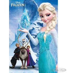 Frozen Poster  Hier bei www.closeup.de