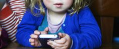 s a pediatric occupational therapist, I'm calling on parents, teachers and governments to ban the use of all handheld devices for children under the age of 12 years.