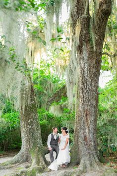 CHARLESTON WEDDINGS Rustic Magnolia Plantation and Gardens wedding by Priscilla Thomas Photography, Intrigue Design + Events, Pretty Petals of Charleston