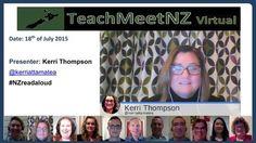 TeachMeetNZ presents Kerri Thompson Kids Writing, Creative Writing, School Programs, Fiction Writing, Nonfiction, Poems, Writer, Encouragement, Workshop