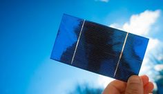 Modern Science: Next-Gen Solar Cells Created with Near-Infrared Li...