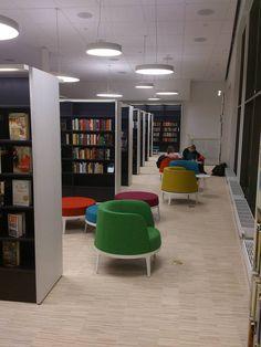 Vallentuna Public Library (SE) BCI Design