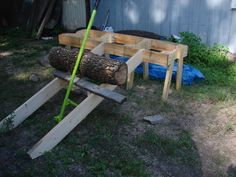 Chainsaw MIlling Bench May 2015