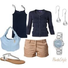 weekend, created by pandastyle-821 on Polyvore