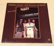 George Adams-Don Pullen Quartet; A Live at Village Vanguard: Village Van