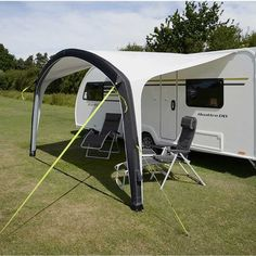 Kampa Sunshine Air Pro Canopy, Changing the way we look at canopy awnings Kampa have come up with a simple yet really effective inflatable caravan canopy Caravans, Accessories Store, Canopy, Recreational Vehicles, Sunshine, Simple, Shop Fittings, Rv Camping, Canopies