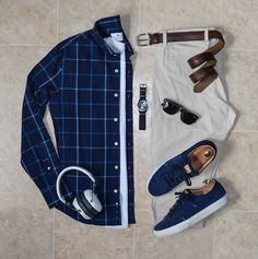 Shop men's fashion outfit grids flatlays casual men's style guy's style boots and male fashion advice Mode Masculine, Best Smart Casual Outfits, Basic Outfits, Trendy Outfits, Male Fashion Advice, Mode Man, Trend Fashion, Spring Male Fashion, Casual Male Fashion
