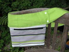 DIE Gürteltasche für Urlaub, Festival und jeden Tag  Die Gürteltasche kann durch die Abnäher Hüftnahe getragen und wird vorne mit 2 Druckknöpfen ...