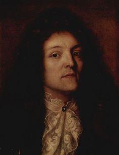 Denner, Balthasar: Portrait of Friedrich Hoffmann, 1726