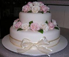 VANESSA FERREIRA: bolos de casamento