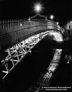 Night Bridge, Dublin. Been there - love it.