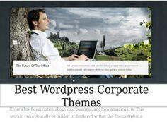 Best 1658+ Wordpress Corporate Themes