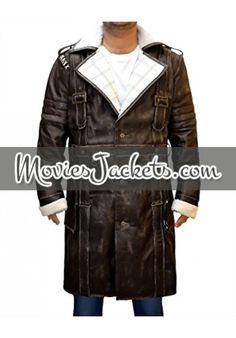 Maxson Brotherhood Battle coat