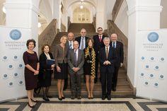 Prof. Alexander Levitzki erhielt den Ilse und Helmut Wachter-Preis