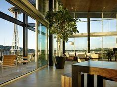 Modern Urban Green Loft Design – Mosler Lofts   DigsDigs